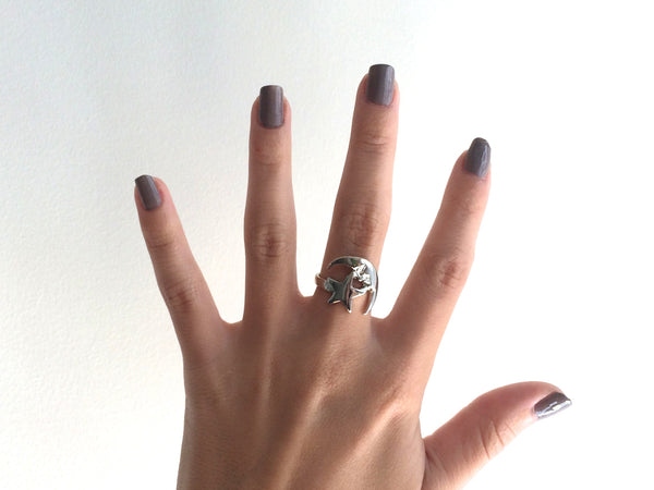 Night Sky Ring - Sic Tranist Gloriaa