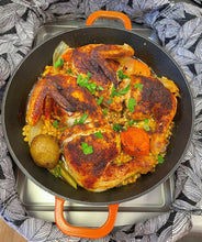 Load image into Gallery viewer, Buttermilk Baked Chicken Dinner Pot from Door Belle Dinners