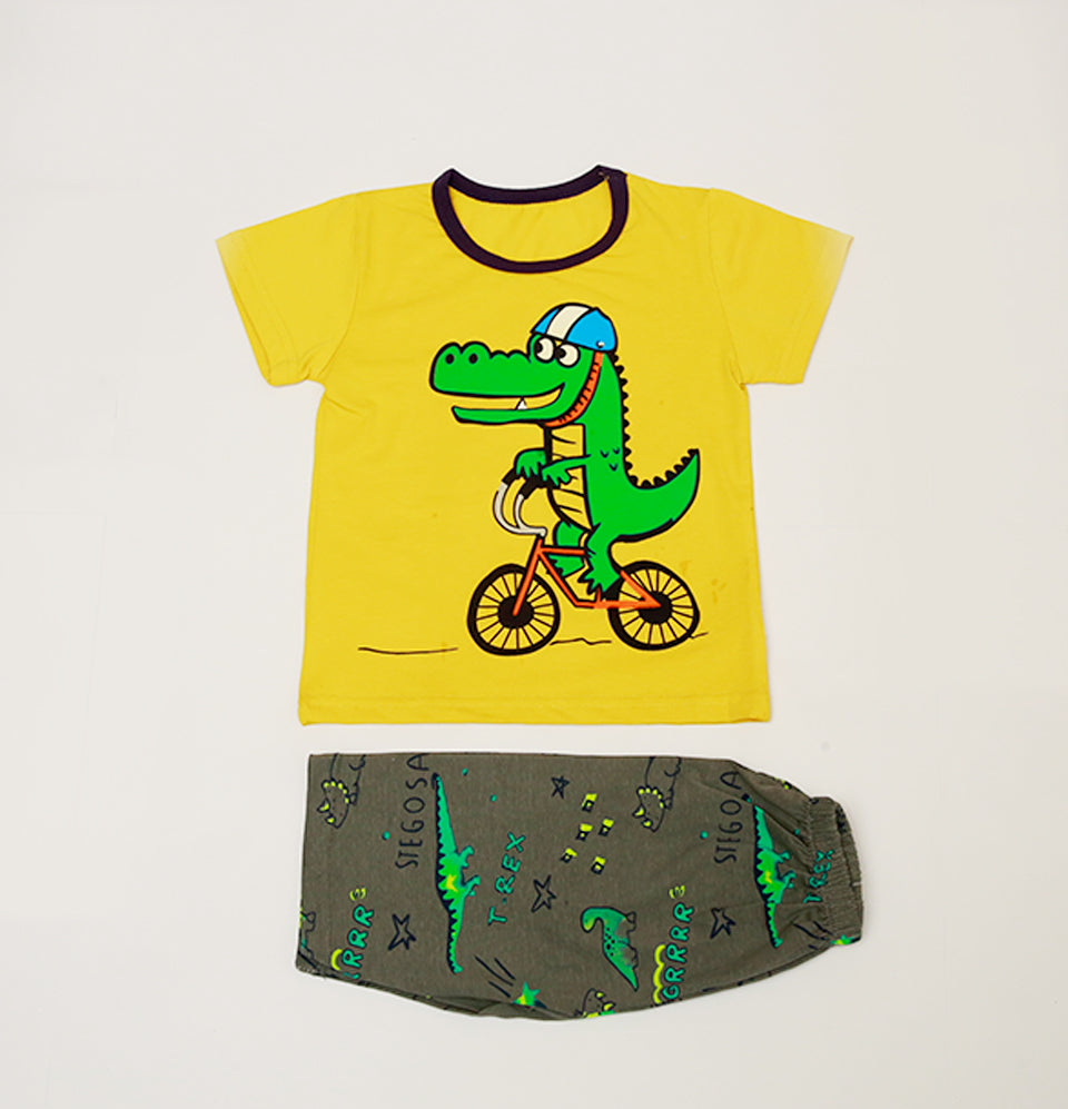 Dinosaur Nicker Shirt