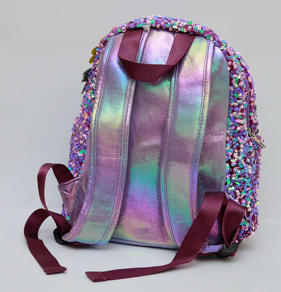Shimmery Backpack