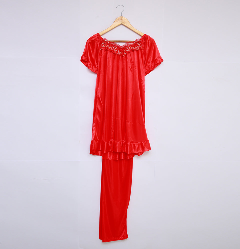 Heart Red Nighty