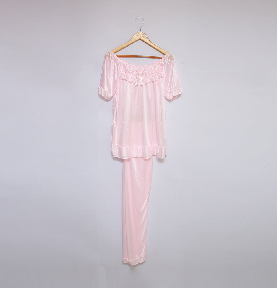 Baby in Pink Nighty
