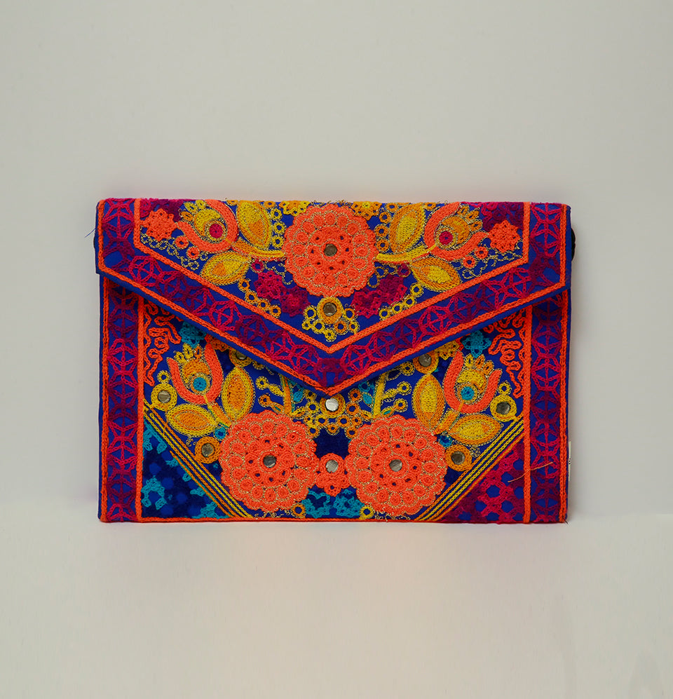 Blooming Hand Bag