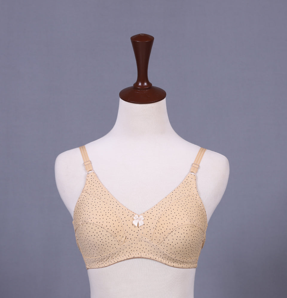 Cotton Comfort Bra