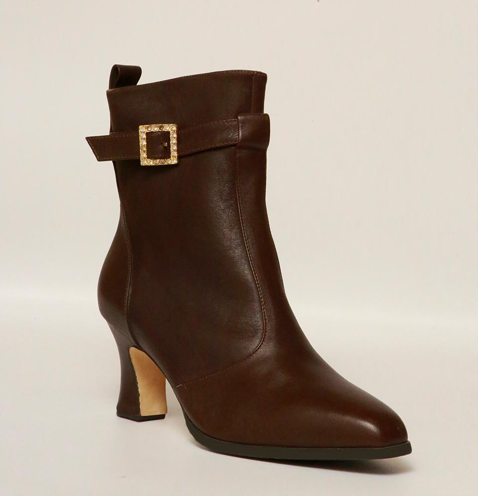 The High Ankle Boots