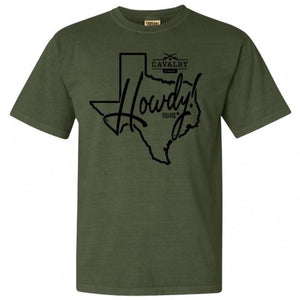 Cavalry Court, College Station T-Shirt