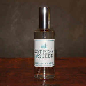 Lone Star Court Cypress and Suede Spray