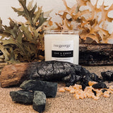 The George Signature Scent Candle in Wooded Scenery