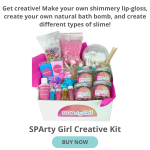 SPArty Girl Creative Kit