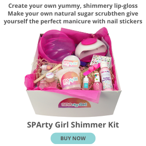 SPArty Girl Shimmer Kit