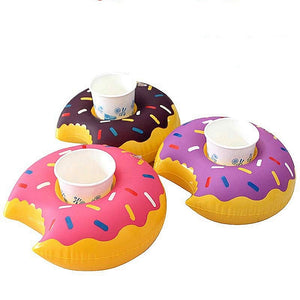 Donuts Drink Holder 2.8 Inches - Sparty Girl