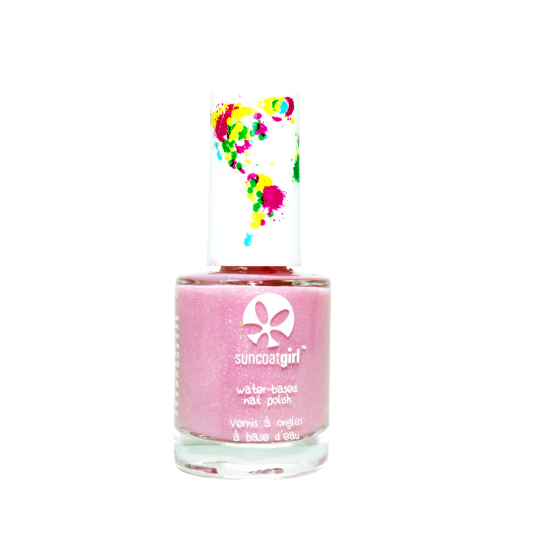 Suncoat mini water-based nail polish - Sparty Girl