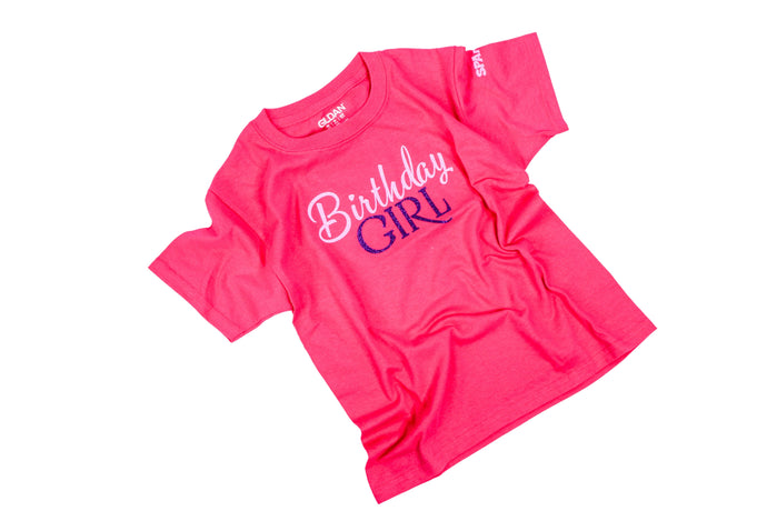 Birthday Girl Shirts - Sparty Girl