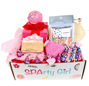Valentine Gift Box - Sparty Girl