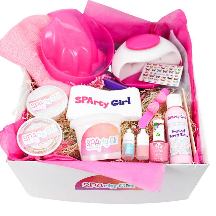 SPArty Girl Glow Kit - Sparty Girl