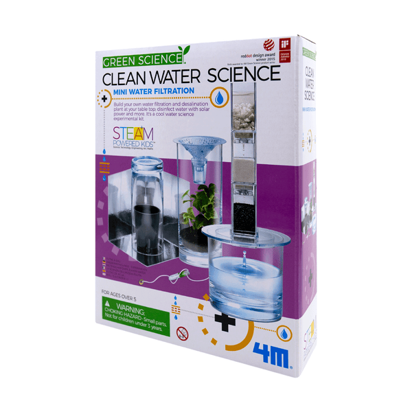 4M GREEN SCIENCE CLEAN WATER SCIENCE