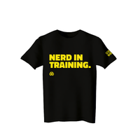 NERD IN TRAINING YOUTH T-SHIRT