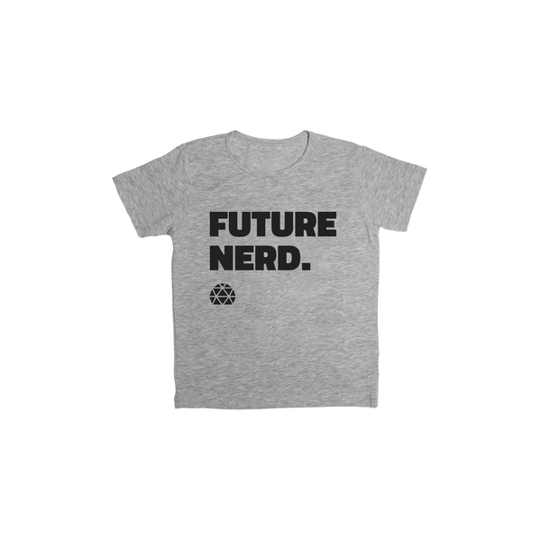 FUTURE NERD TODDLER SHIRT