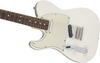 Fender Player Telecaster Left-Handed, Pau Ferro Fb, Polar White