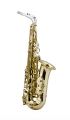 Selmer AS42ULW Eb Alto Saxophone - Professional Unlacquered Finish