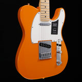 Fender Player Telecaster, Maple Fb, Capri Orange 361 8lbs 3.5oz