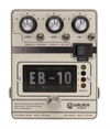 Walrus Audio EB-10 Preamp//EQ//Boost Pedal, Cream