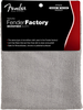 Fender Factory Microfiber Cloth, Gray