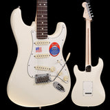 Fender Jeff Beck Stratocaster, Rosewood Fingerboard, Olympic White 584 8lbs 5oz