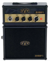 Fender 5150III EL34 Micro Stack, Black and Gold