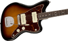 Fender American Original '60s Jazzmaster, Rosewood Fb, 3-Color Sunburst