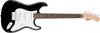 Squier Bullet Stratocaster Hard Tail, Laurel Fingerboard, Black
