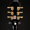 Epiphone Les Paul Black Beauty, Ebony, Gold Hw 087 8lbs 10.6oz