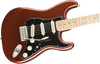 Fender Deluxe Roadhouse Stratocaster, Maple Fb, Classic Copper