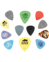 Dunlop Player's Pack Guitar Pick Variety Pack MD-HVY - 12 Pc