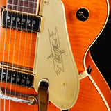Gretsch G6120T-55 Vintage Select '55 Chet Atkins Hollow Orange Stain Lacquer S/N JT19062229 7lbs 2.2oz