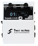Two Notes C.A.B. M Speaker Simulator Pedal