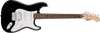 Squier Bullet Stratocaster HSS Hard Tail, Laurel Fingerboard, Black