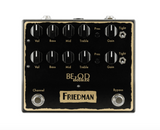 Friedman BE-OD Deluxe Dual Push Button Overdrive Pedal