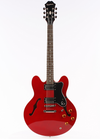 Epiphone ETDTCHCH1 Dot, Semi-Hollow, Cherry 033