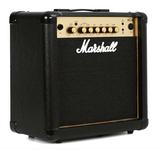 Marshall 15 Watt 1x8 combo w/ 2 channels, reverb, MP3 input