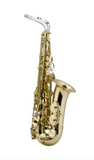 Selmer AS42SW Eb Alto Saxophone - Professional Silver-Plate Finish