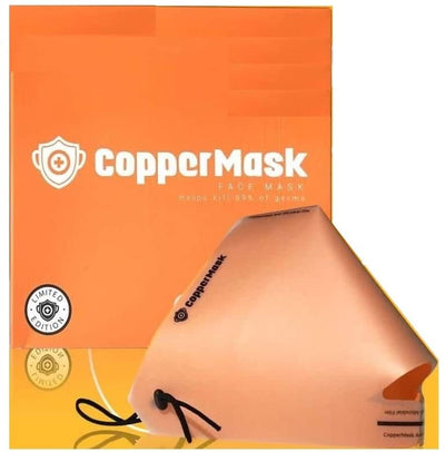 Copper Face Mask 2.0 - Strong Anti-Bacterial Layer fashionfacemask-uae.com