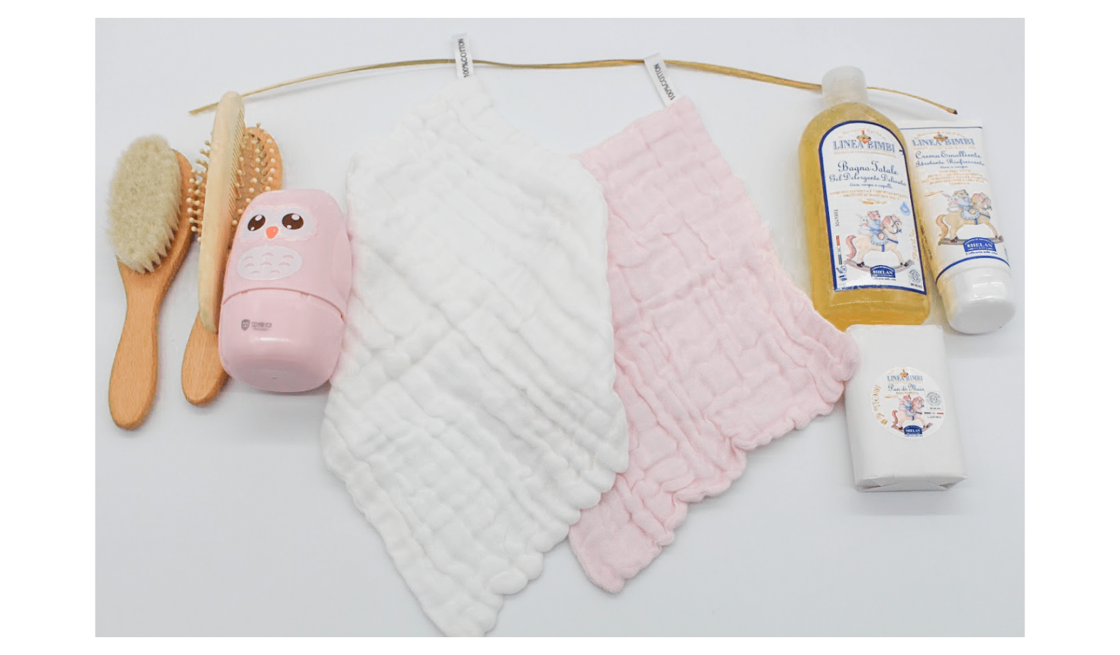 Baby Girl Gift Package  |  Infant and Newborn Girl Gifts 2020 - Benzie Gifts