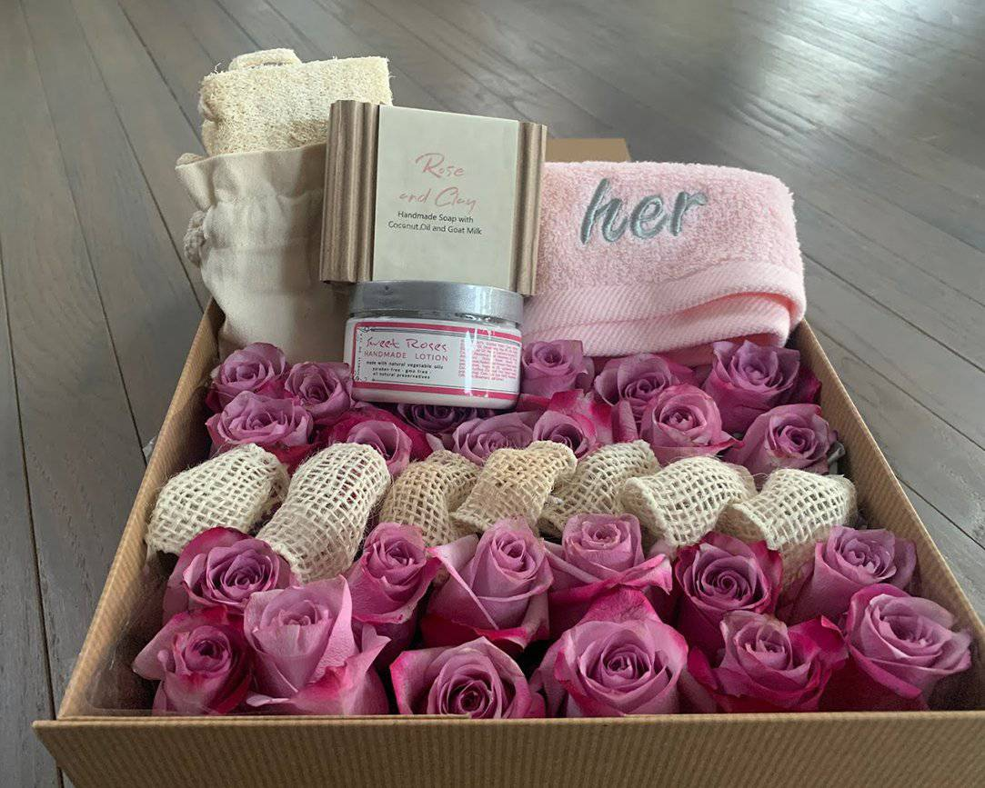 Sweet Roses - Benzie Gifts