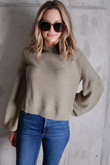 Jane Ribbed Sweater