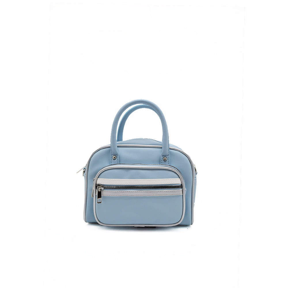 Powder Blue Shoulder Bag