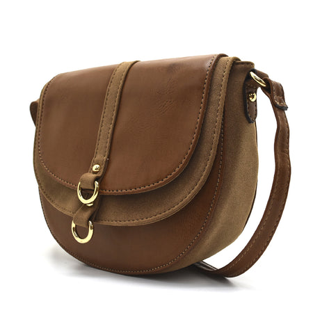 Three - layer Crossbody Bag
