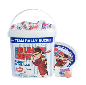 Personalized Big League Chew – Bucket