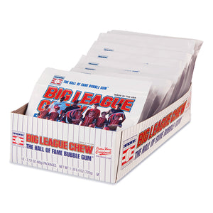 Personalized Big League Chew – Tray (12 packs)