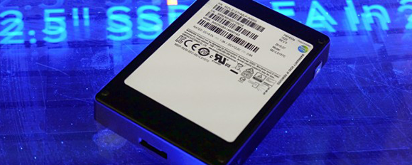 Samsung's monstrous 15TB SSD is now shipping